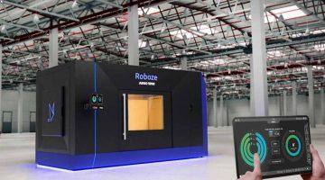 ARGO 1000: la più grande stampante 3D al mondo con camera calda per PEEK, Carbon PEEK e ULTEM