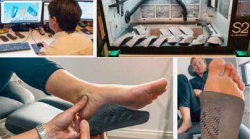Trattamento rapido di lesioni sportive con i plantari stampati in 3d
