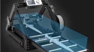 Stampante 3D a piano infinito SainSmart Infi-20,