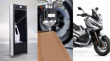 WASP insieme ad HONDA R&D Europe sviluppano un nuovo processo  che rivoluziona il design nell'ambito motociclistico