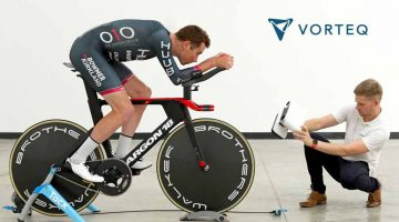 Vorteq  e  3D Artec 3D creano le tute aerodinamiche su misura per i ciclisti più veloci del mondo